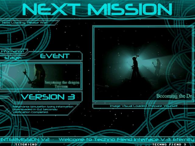 Theme Techno Fiend 3.1 Screen22