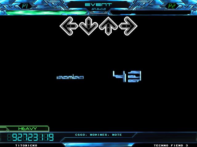 Theme Techno Fiend 3.1 Screen23