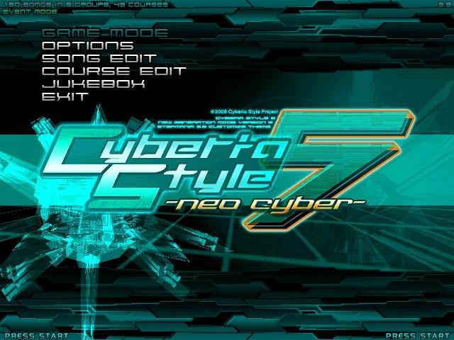 [Theme]Ciberia Style 5 -neo cyber- Screen77