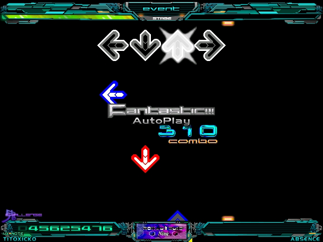 [Theme]Ciberia Style 5 -neo cyber- Screen82