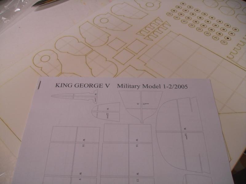 King Georg V 1:200 von Halinski Fertig gebaut von Millpet Pict3846