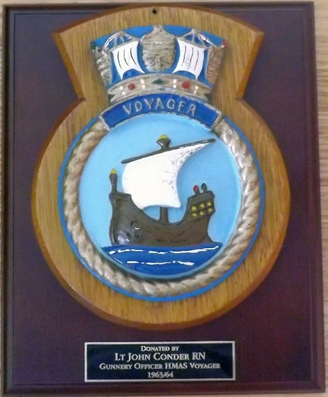 Donated Voyager Crest Voyage10