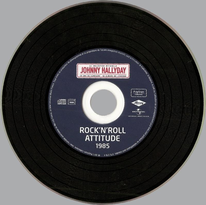 Le Numéro 1: L'année 1985 - Rock 'n' roll attitude 2011-011