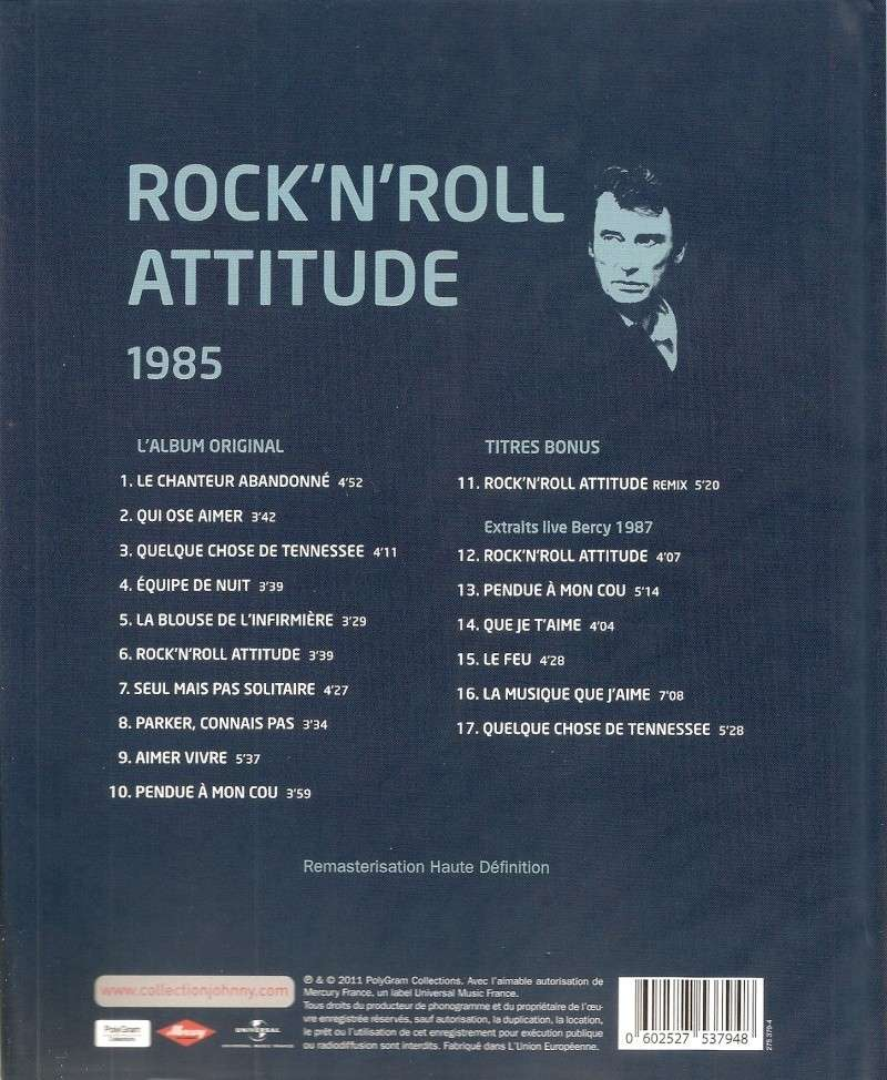Le Numéro 1: L'année 1985 - Rock 'n' roll attitude 2011-013