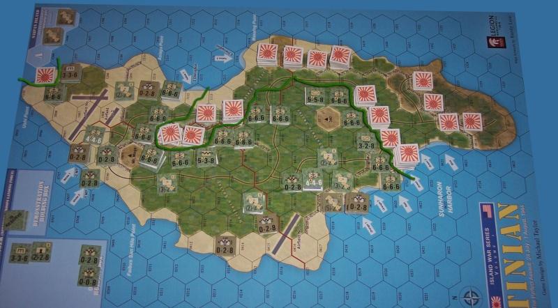 [CR] Island War (Legion)-Tinian: mais ou sont les japonais ? 1610