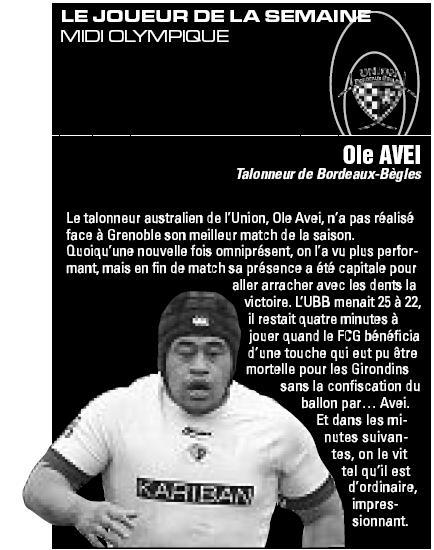 Ole  Avei Sans_t13