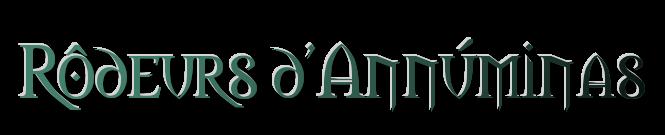 Turambar - Rôdeurs d'Annúminas