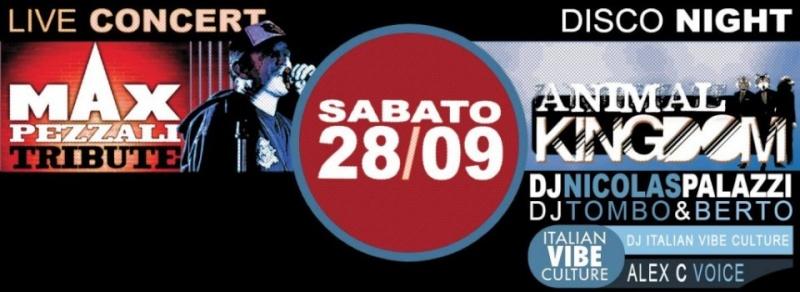 Sabato 28/09 @Campu Industry - Tribute band Max Pezzali + Animal Kingdom Timthu11
