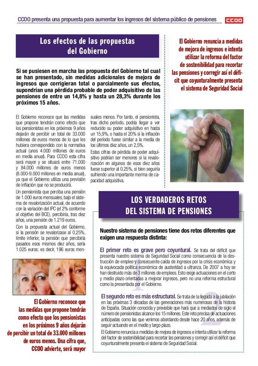 El gobierno y las pensiones Pensio11