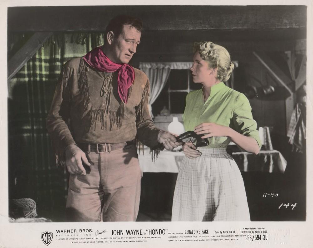 Hondo, l'Homme du Désert - Hondo - 1955 - Page 2 Wayne244