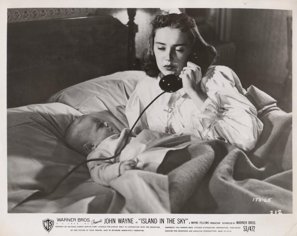 Aventure dans le grand Nord - Island in the Sky - 1953 Wayne276