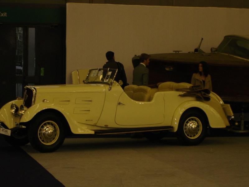 Rétromobile 2011 Dsc08810