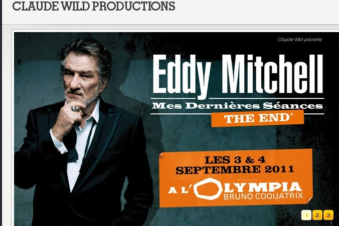 Eddy Mitchell  - Page 2 21-02-11