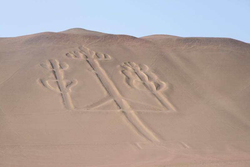 Les Géoglyphes découverts en Amérique du Sud avec Google Earth 13118210
