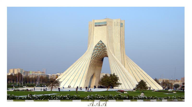Square Azadi - Téhéran - Iran Azadi_10