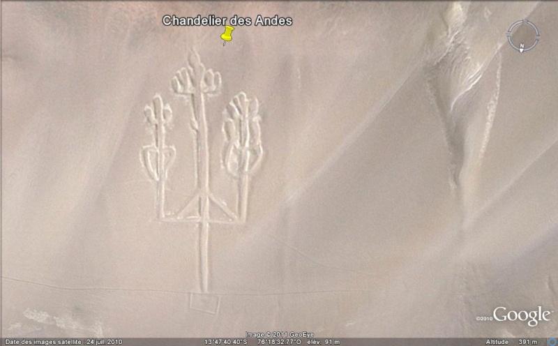 Les Géoglyphes découverts en Amérique du Sud avec Google Earth Ge_cha10
