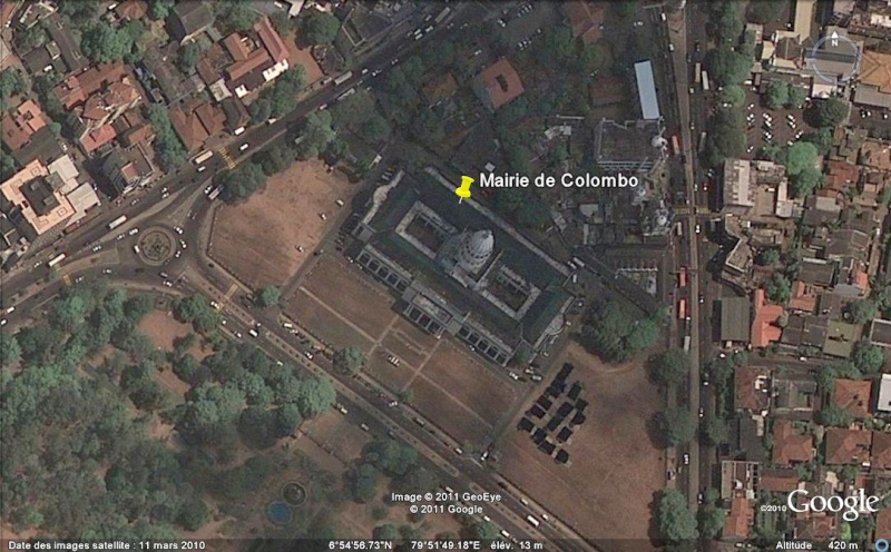 [SRI LANKA] - Mairie de Colombo  Ge_mai10