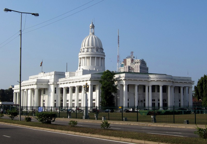 [SRI LANKA] - Mairie de Colombo  Mairie10