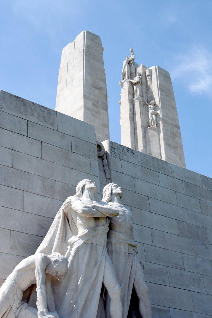 MEMORIAL CANADIEN - Vimy - Pas de Calais - France Vimy_r10