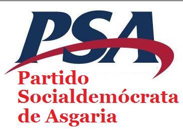 PSA - Partido Socialdemócrata de Asgaria Psa10