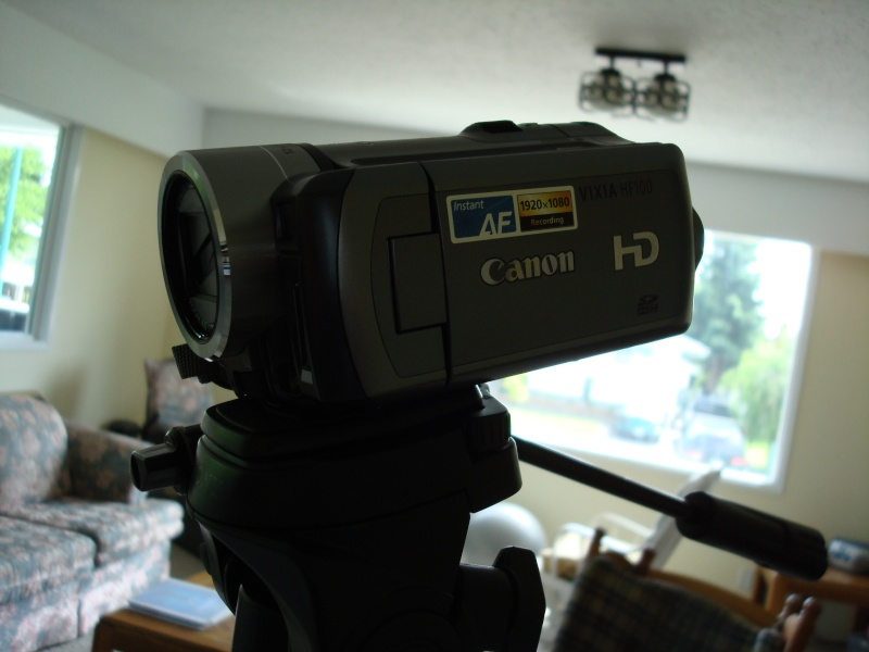 The Camcorder I use. Dsc01810