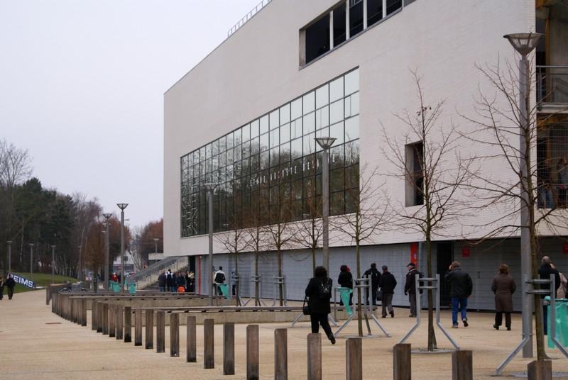 Inauguration du nouveau Delaune Dsc03014