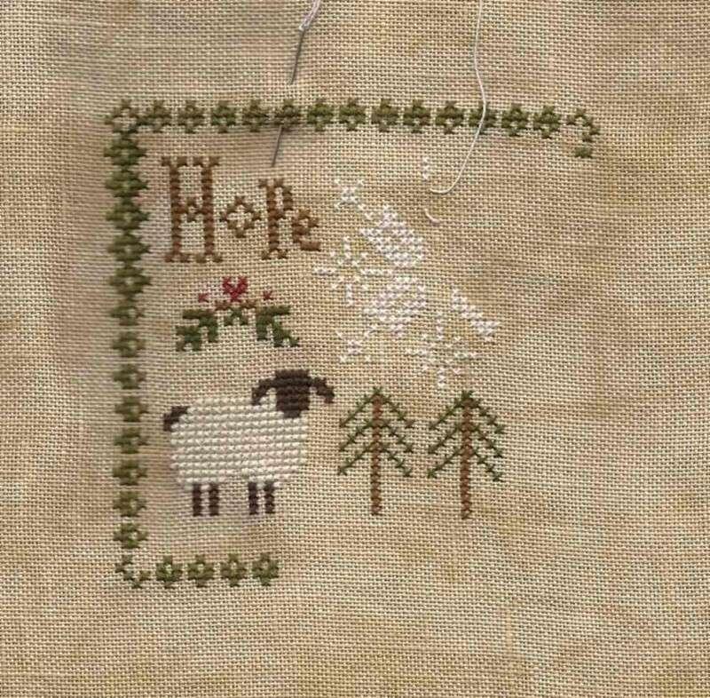 Le premier mouton Lhn-li12