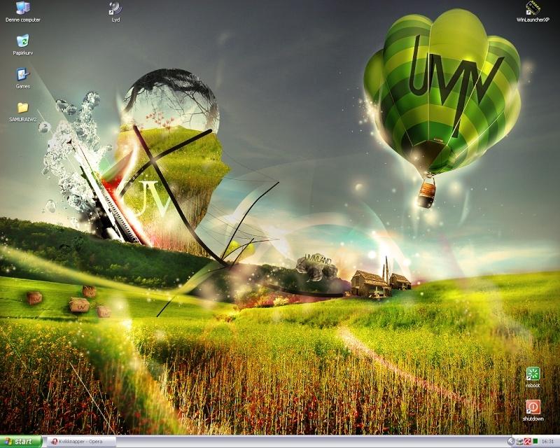 My Desktop Unavng13