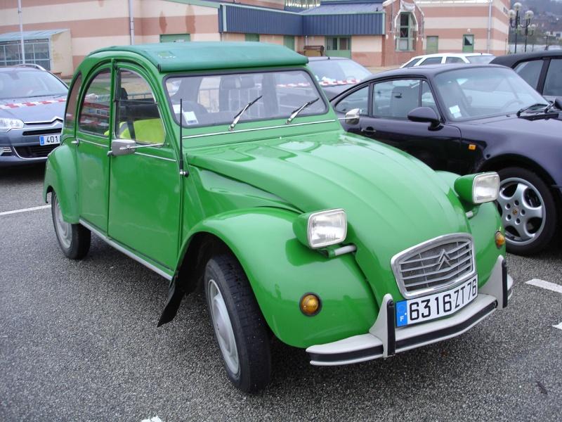 Quelques Citroën... un dimanche matin... Dsc07710