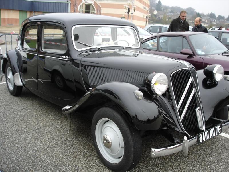 Quelques Citroën... un dimanche matin... Dsc07711