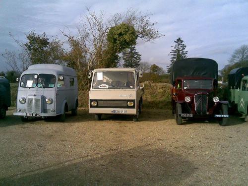 Quelques anciennes en Finistère... Type2310