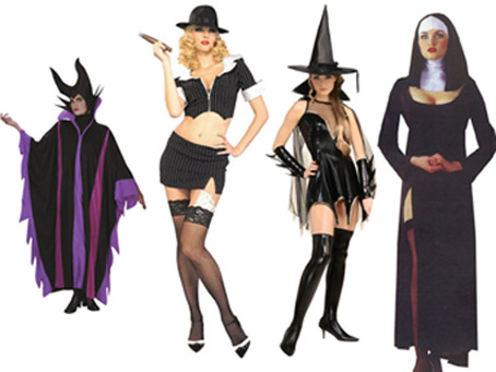 Vendo Disfraces 31 de Octubre Femeni10