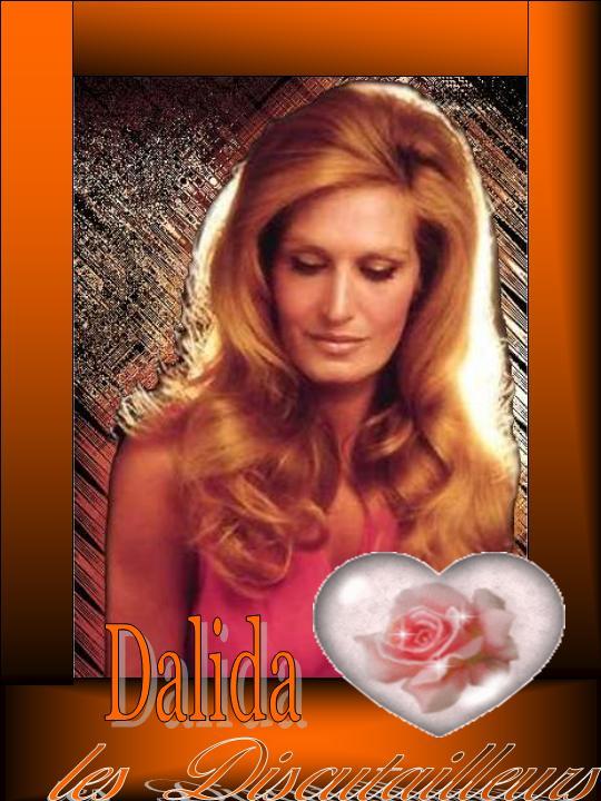 """Dalida """"Yolanda Gigliotti """"Dans mon coeur - Page 2 Pdalid10"""