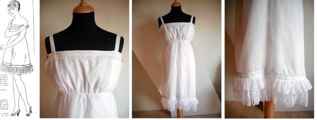 [1916] Robe de jour + lingerie Combi_10