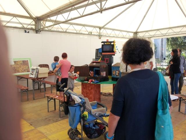 Le piste elettriche a Firenze Gioca 112