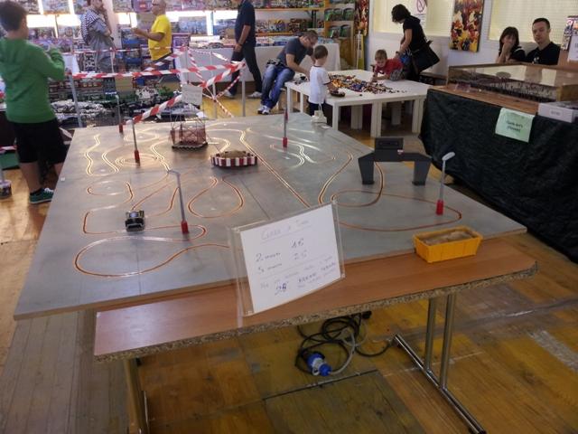 Le piste elettriche a Firenze Gioca 612