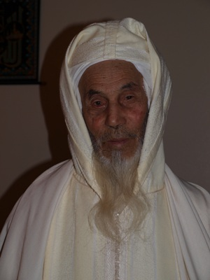 احمد - كلمات شعرية في حق سيدي الشيخ بن سيدي احمد 410