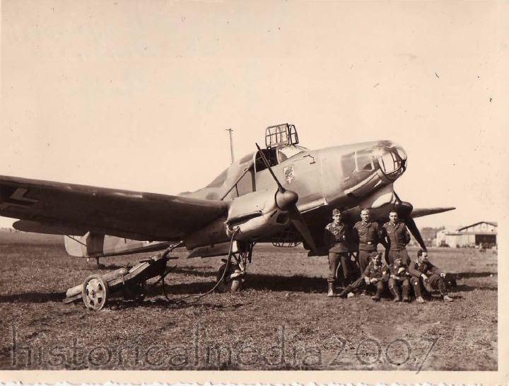 """Focke-Wulf Fw 58 """"Weihe"""" Fw58_210"""