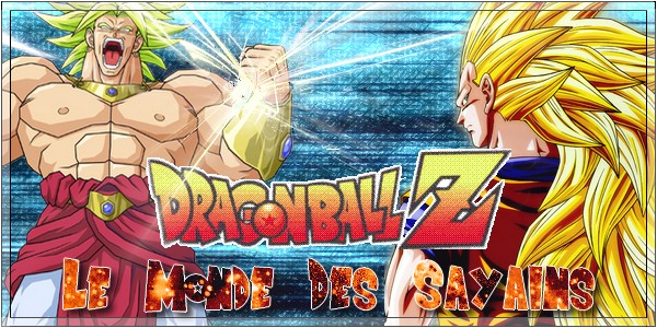 Dragon Ball Z : Le Monde Des Sayains