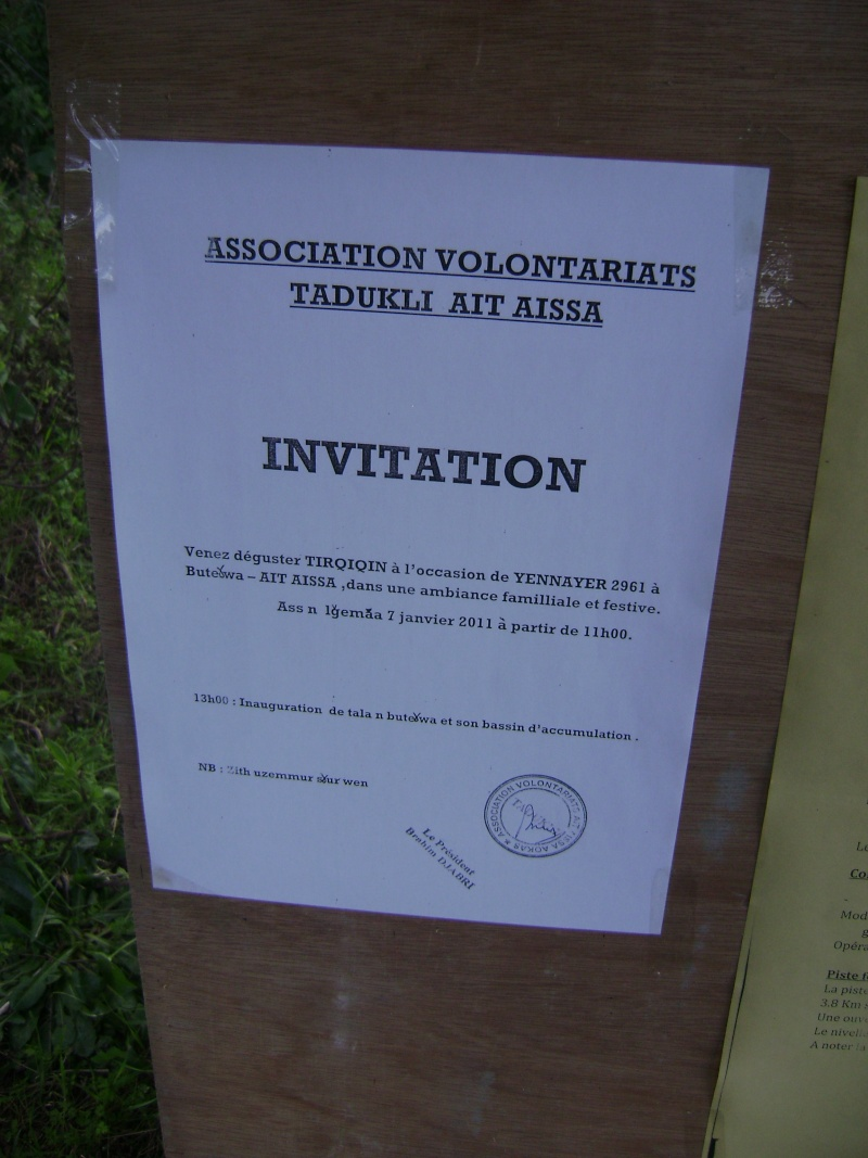 Association Volontariats Tadukli (Ait Aissa, Aokas) Dsc00622