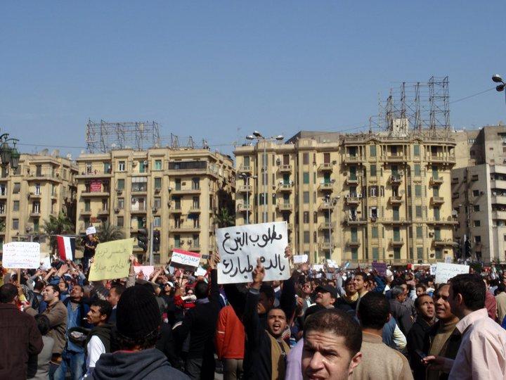 حصريا على منتدى الأرانب للجميع خفة دم الشعب المصرى أثناء المظاهرات مجموعه لن تجدها  الا هنا  02071114
