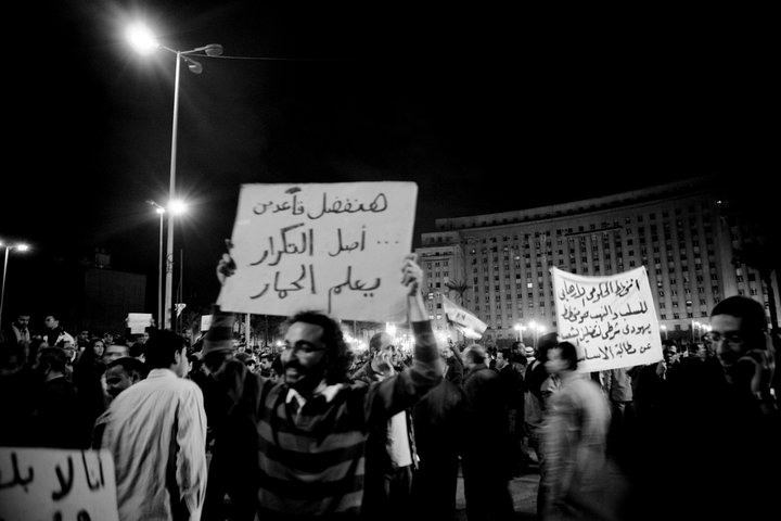 حصريا على منتدى الأرانب للجميع خفة دم الشعب المصرى أثناء المظاهرات مجموعه لن تجدها  الا هنا  16733510