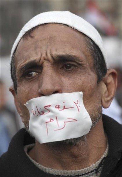 حصريا على منتدى الأرانب للجميع خفة دم الشعب المصرى أثناء المظاهرات مجموعه لن تجدها  الا هنا  16770110
