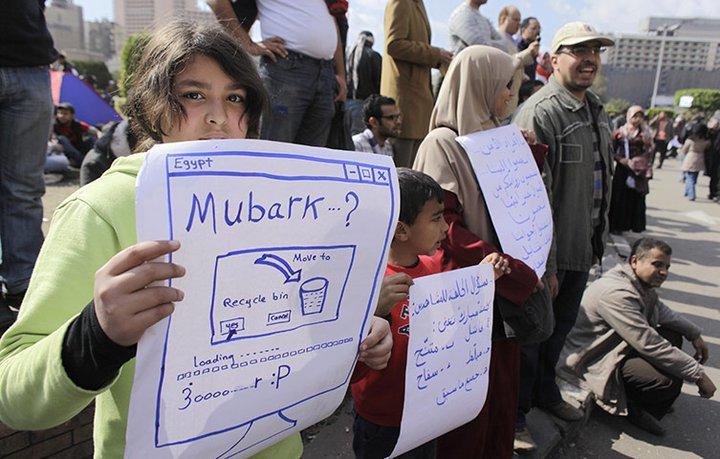 حصريا على منتدى الأرانب للجميع خفة دم الشعب المصرى أثناء المظاهرات مجموعه لن تجدها  الا هنا  16778310