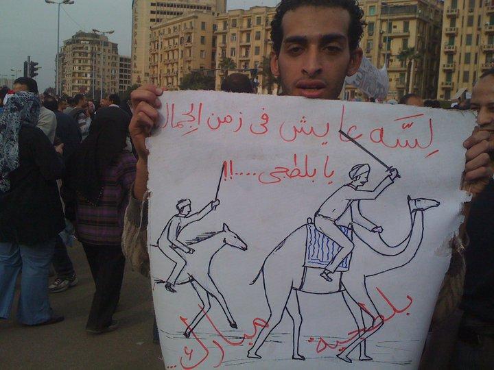 حصريا على منتدى الأرانب للجميع خفة دم الشعب المصرى أثناء المظاهرات مجموعه لن تجدها  الا هنا  16829810