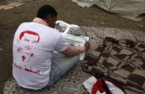 حصريا على منتدى الأرانب للجميع خفة دم الشعب المصرى أثناء المظاهرات مجموعه لن تجدها  الا هنا  17934810