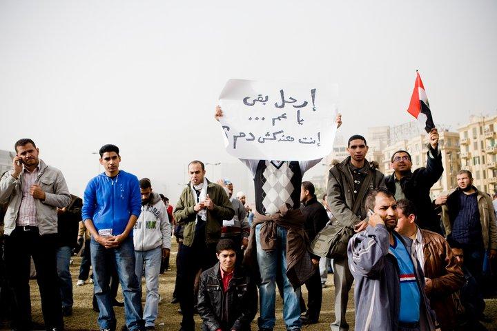 حصريا على منتدى الأرانب للجميع خفة دم الشعب المصرى أثناء المظاهرات مجموعه لن تجدها  الا هنا  18093111