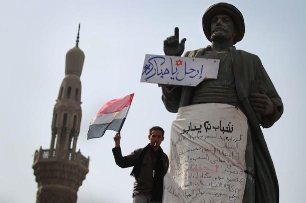 حصريا على منتدى الأرانب للجميع خفة دم الشعب المصرى أثناء المظاهرات مجموعه لن تجدها  الا هنا  6102210
