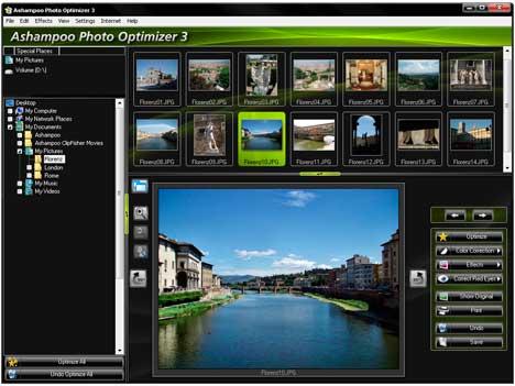 Ashampoo Photo Optimizer 3.02 Test11