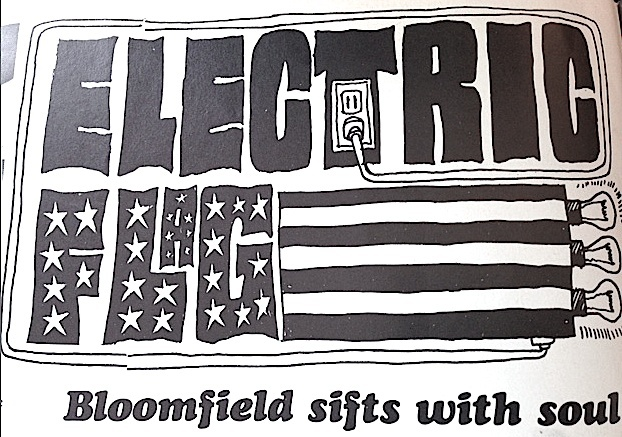 The Electric Flag : A Long Time Comin' (1968) 10105410